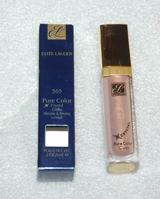 Estee Lauder Pure Color Crystal Gloss - 360 Gold Light