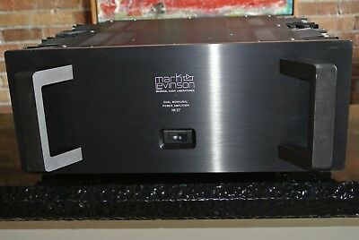 MARK LEVINSON No  27 Power Amplifier for repair or parts