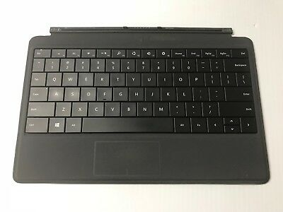 Microsoft Surface Pro 2  Keyboard Cover Model 1561 With Backlight Black