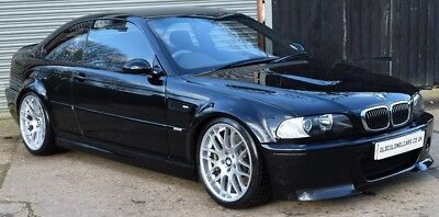 E46 M3 CSL - ONLY 52,000 Miles - UK RHD - Full History - Just had Inspection II
