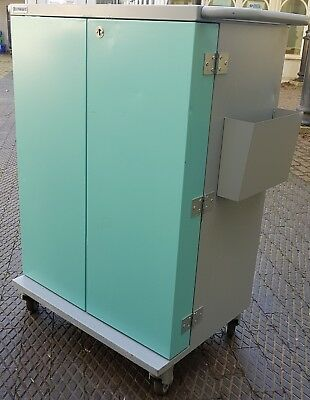Denward MDS Trolley - Compatible with Biodose and MultiMed system - 72 Tray