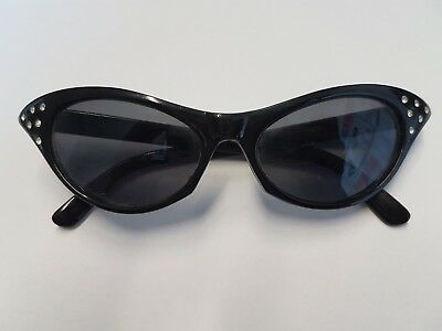Sonnenbrille Original aus 50er Jahre, Pin-Up, Cat-Eye, Vintage