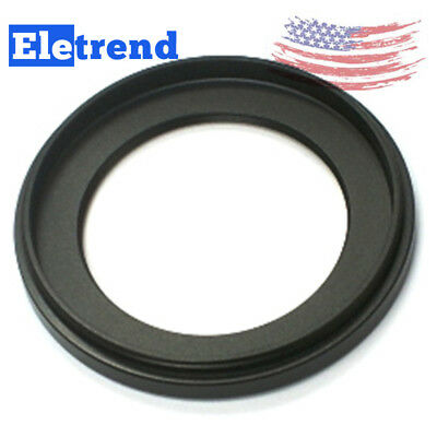 52-37 mm 52mm to 37mm Step Down Ring Filter Adapter US FAST SHIP