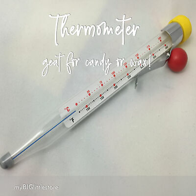 Thermometer Soy Wax Candle & Soap Making Jam Confectionery - FAST Sydney Post