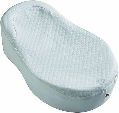 Cocoonababy Ergonomic Nest Newborn Baby Bedding Fitted Sheet COB0443166 White