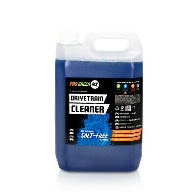 5 LTR Litre Liter Pro Green MX Cycle MTB Drive Train Cleaner / Degreaser
