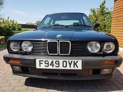 BMW E30 325i 1989 can only be described as imaculate 318, 320,