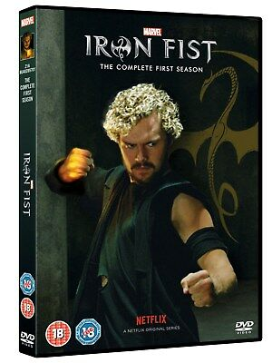 Marvel's Iron Fist: The Complete First Season (Box Set) [DVD]