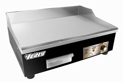 Commercial 55cm Wide Electric Griddle Hotplate Brand New