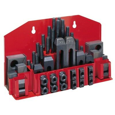 JET 660058 CK-58, 52-Piece Clamping Kit with Tray for T-Slot