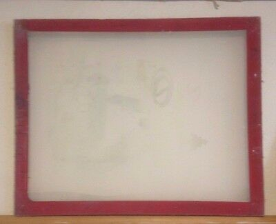 "Screen Printing Frames 24"" x 19"".(USED)."