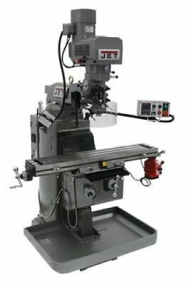JET 690605 JTM-1050EVS2/230 Mill With Acu-Rite VUE DRO