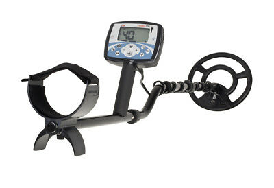 "Minelab X-TERRA 705 Metal Detector with 9"" round concentric search coil xterra"
