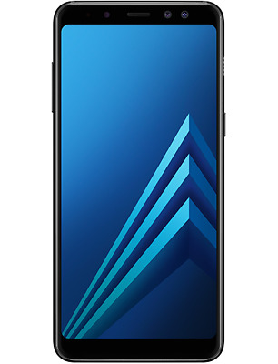 Samsung Galaxy A8 - 32GB - Black 2018 Brand New (Unlocked) Smartphone sealed box