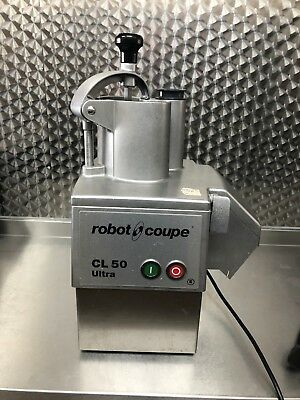 Robot Coupe CL50 slicing machine