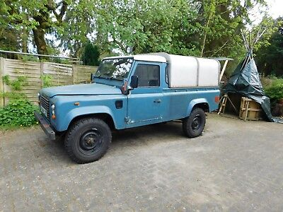 Land Rover 110 TD