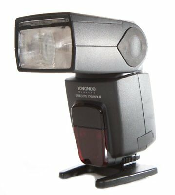 Yongnuo YN568EX IIC-USA E-TTL Speedlite Flash with Master Wireless Control for C
