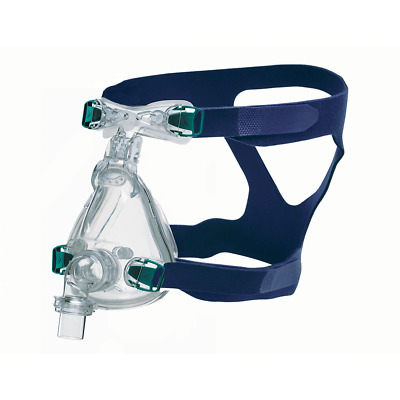 Ultra Mirage™ Full Face CPAP Mask with Headgear (Size M)