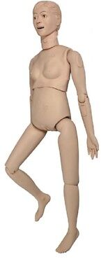 Life Size Nursing Mannequin Nursing Care Training Model Medical Manikin