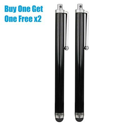 2 x Universal Capacitive Stylus Touchscreen Pen for ALL Phones,Tablet,IPAD,TV,PC