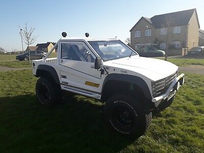 NCF Arctic 4x4, based on Vitara (not Land Rover)rare