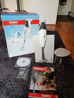 Bamix Swissline hand blender Ex Display