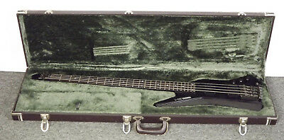 VNice Yamaha Model BX-1 Headless Bass w Hard Case.