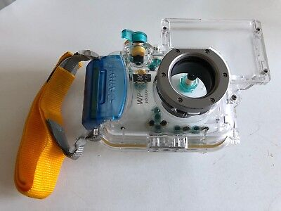 Canon WP DC800 Waterproof Case Camera Good Condition