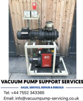 Edwards Vacuum Pump/Booster Roots RIG- 540 m3/h(318 CFM)! £3495.00...CALL NOW...