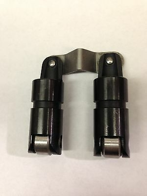 New Chysler Early Hemi Roller Solid Lifters Tev Hp Set Of 16 - Hd 331,354,392
