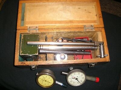 Vintage machinist dial test indicator