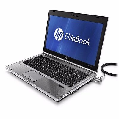 Refurbished HP Elitebook 2560p Core i5 2.60Ghz 4Gb 250GB DVD Laptop Win 8.1