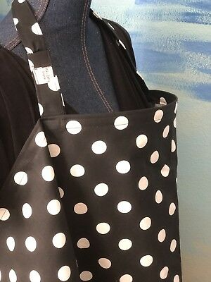 NEW  >NURSING COVER like HOOTER hider* BREASTFEEDING COVER POlka