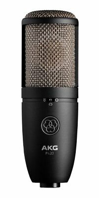 AKG P420 High Performance Dual Capsule True Condenser Microphone