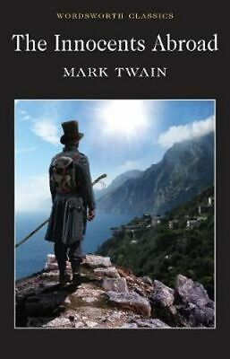 NEW Innocents Abroad By TWAIN MARK Paperback Free Shipping