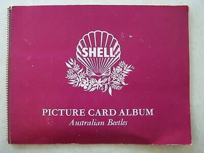 1963 Shell Picture Card Album Australian Beatles 59/60 Near Complete Set Swap