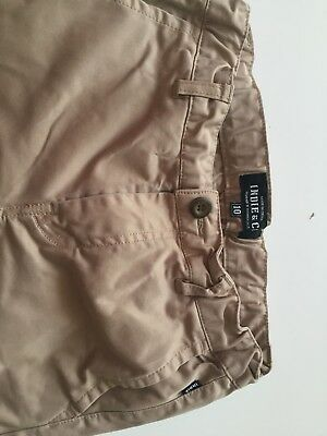 Boys Industrie Chinos Size 10