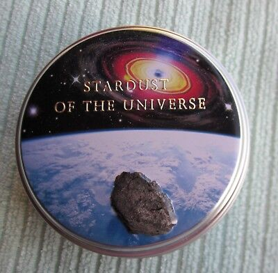 2015 Cook Islands Stardust Of The Universe Chondrite Impact $5 Fine Silver Coin