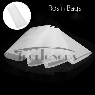 "Squish Bags - Rosin Screen Tea Bags 10pcs 90micron (2.5""*4"") Rosin Heat Press"