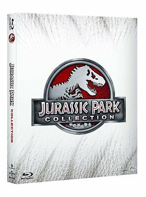 Jurassic Park Collection (4 Blu-Ray) – NUOVO SIGILLATO
