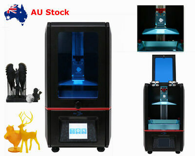 "ANYCUBIC LCD SLA Photon 3D Printer 405nm UV Resin Light-Cure 2.8"" Touch Screen"