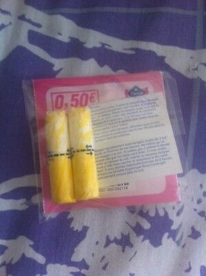 2 tampons nana + 0,50cts de reduction