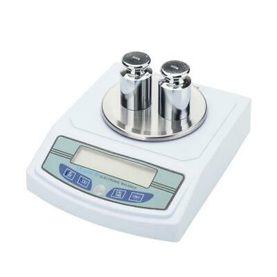 LEADZM 3000G x 0.01g Lab Analytical Balance Digital Precision Scale with Battery