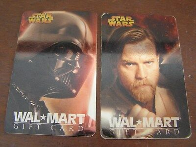 2 star wars darth walmart cash fast card giftcard gift card casino room key slot
