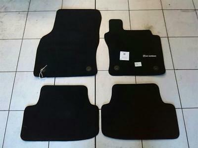 2013 Volkswagen Golf GT TDi BMT 5 Door Hatchback  Mat Set Carpet