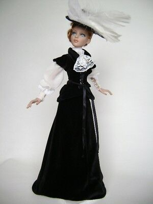 OOAK outfit for Tonner doll- Evangeline Ghastly , Parnilla Ghastly