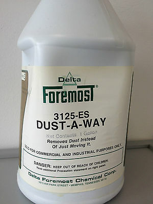 Delta Foremost dust-a-way 3125-es Ein Gallon Krug