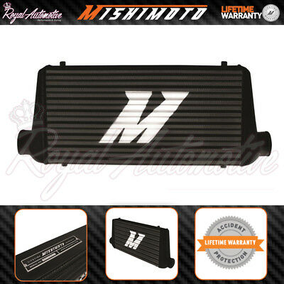 "Mishimoto M line Universal Performance Aluminium Intercooler 3"" Core Turbo Black"