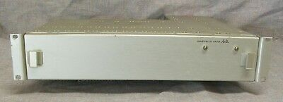 Audio D A - Grass Valley 8551 - 8 Channels of Balanced Audio