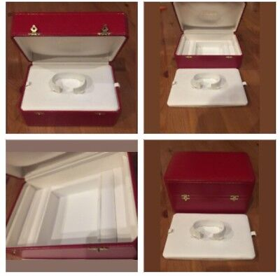 Extremely Rare!! Original Cartier CO 1015 Watch box.  8 Out Of 10 Condition!!!